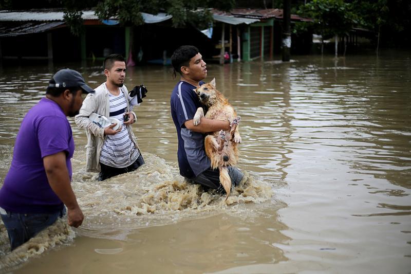 Hurricane Eta Wreaks 'Shocking' Devastation on Central America, Death Toll Passes 50