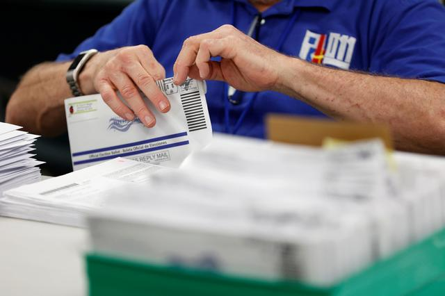 Serious Concerns about Presidential Election Process