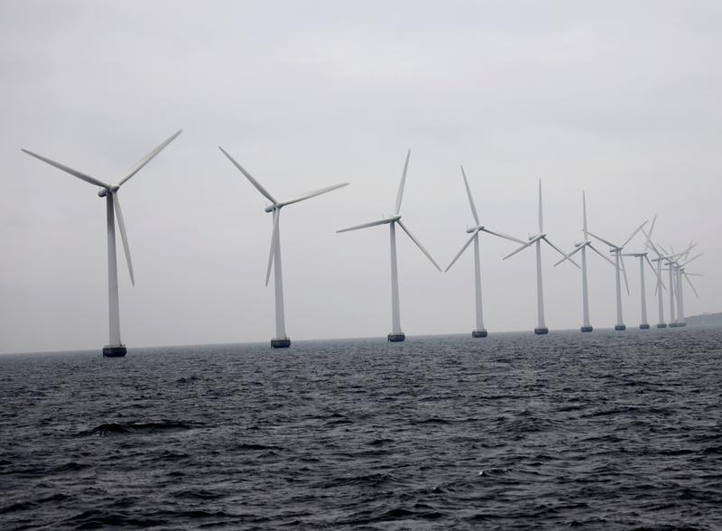 EU eyes huge increase in offshore wind energy to meet climate goals - draft