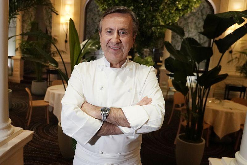 Chef Daniel Boulud's secret ingredient for 2020? Creativity - Reuters