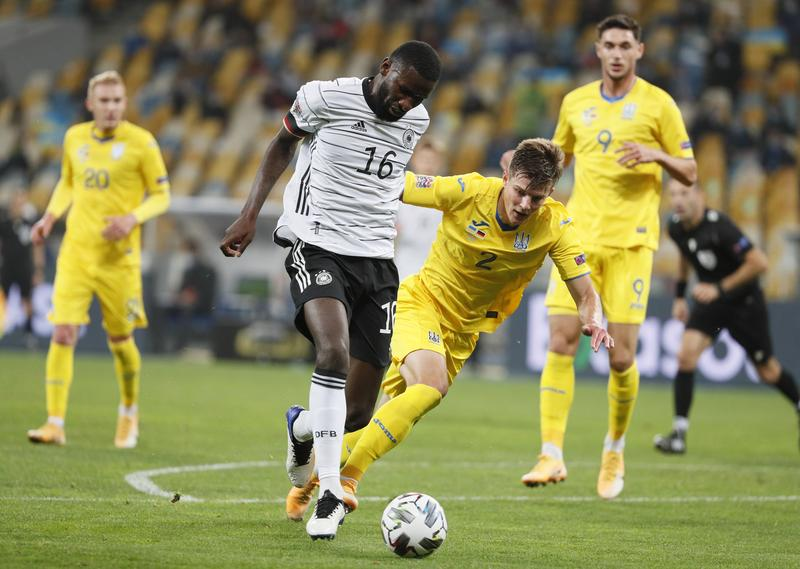 Ukraine-Switzerland Nations League match cancelled due to COVID-19