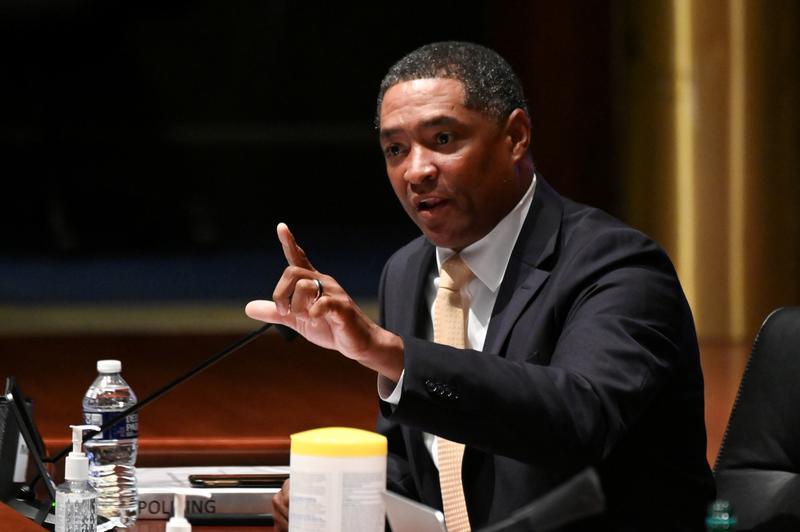 U.S. congressman Cedric Richmond brings practical streak to...