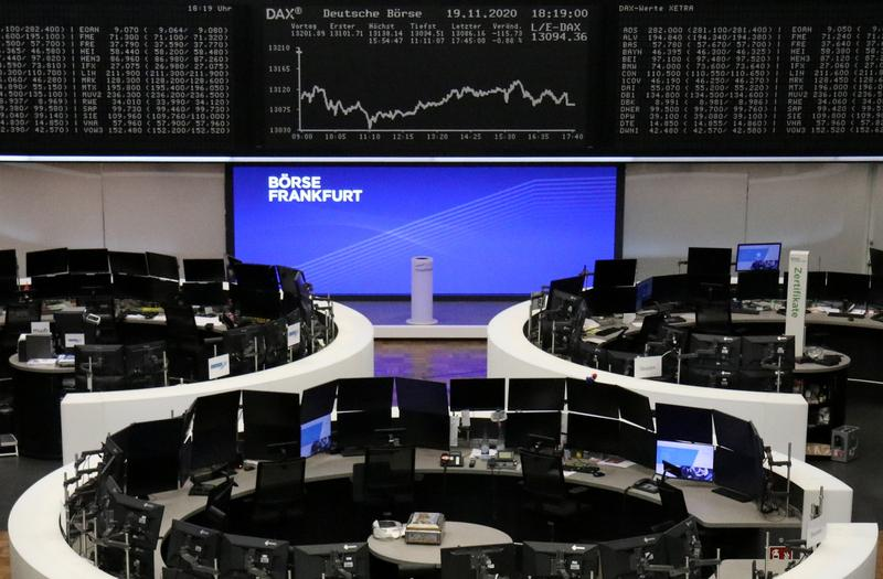 European shares supported by gains in retail, oil stocks thumbnail