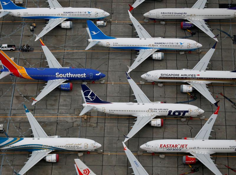 European regulator sees January return for Boeing 737 MAX