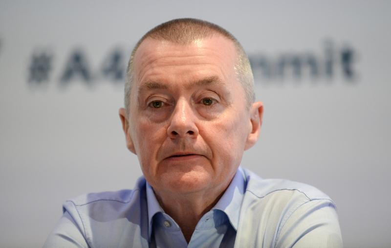Former IAG boss Walsh named to head airline body IATA