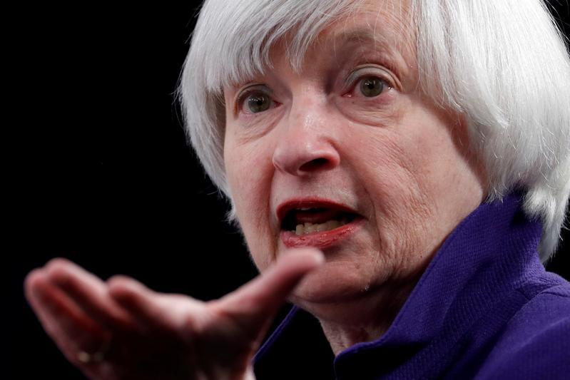 Biden to choose ex-Fed chair Yellen as first woman Treasury secretary, allies say