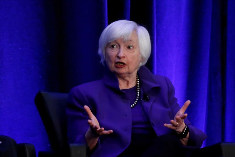 Biden to name Yellen to Treasury to lead U.S. from sharp economic downturn