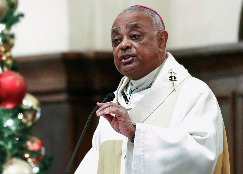 First African-American cardinal seeks common ground with ...