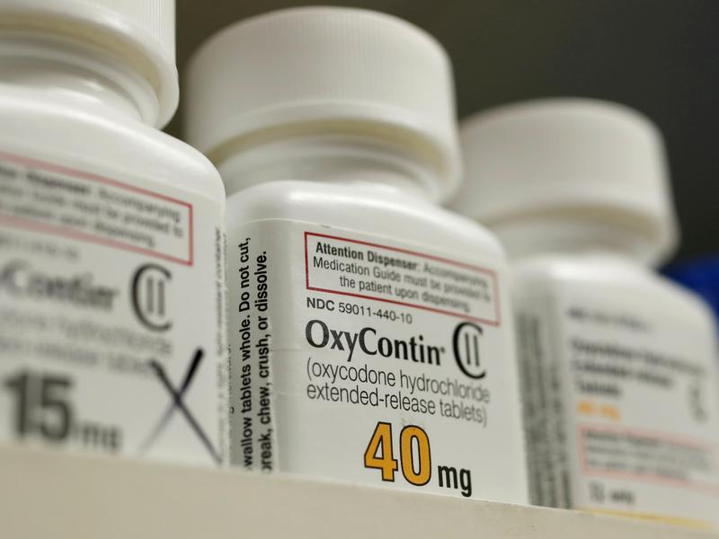OxyContin maker Purdue Pharma pleads guilty to criminal charges