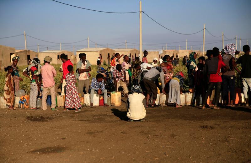Etleboro.org - Ethiopia war destabilising east Africa, warns EU