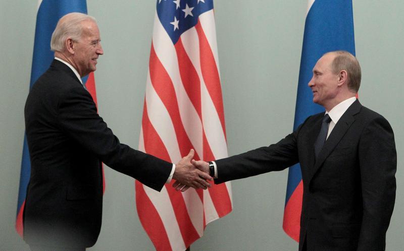 """Résultat de recherche d'images pour """"russia, usa, advanced arms, New Start traity, putin, biden"""""""
