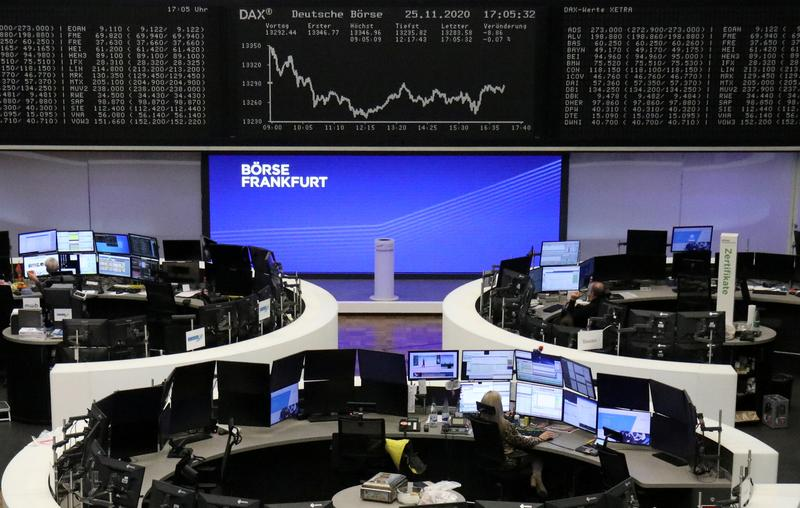 World stocks boast record-breaking month, led by Europe