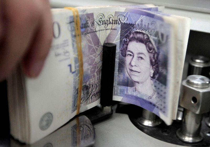 Sterling rises to $1.34; Brexit negotiations enter final month before deadline