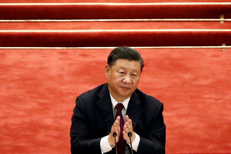China's Xi targets steeper cut in carbon intensity by 2030