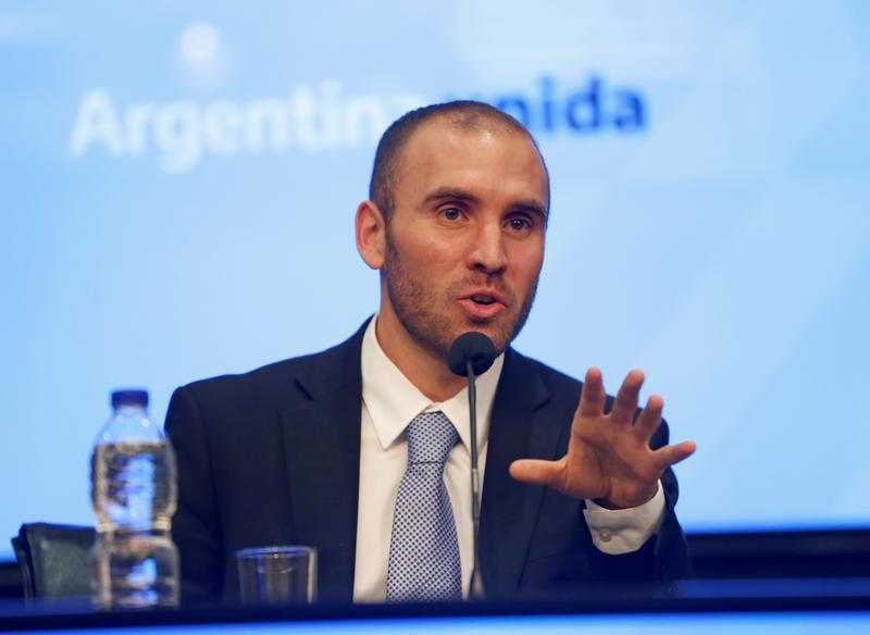 From scoring goals to saving Argentina's economy: Martin Guzman