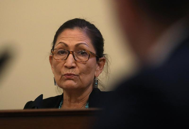 New Mexico's Deb Haaland emerges as Biden's top choice to lead U.S. Interior -sources