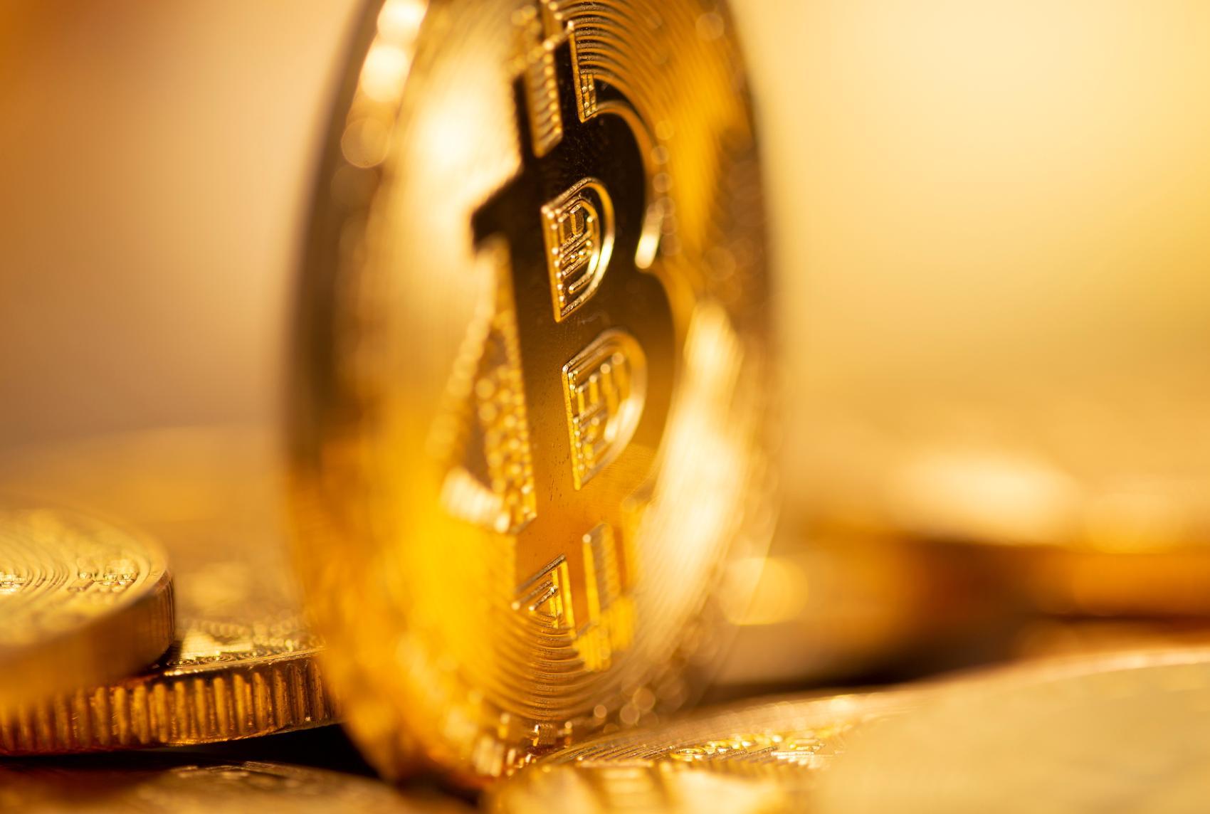 British fund firm Ruffer has 550 million pounds bitcoin bet - spokesman