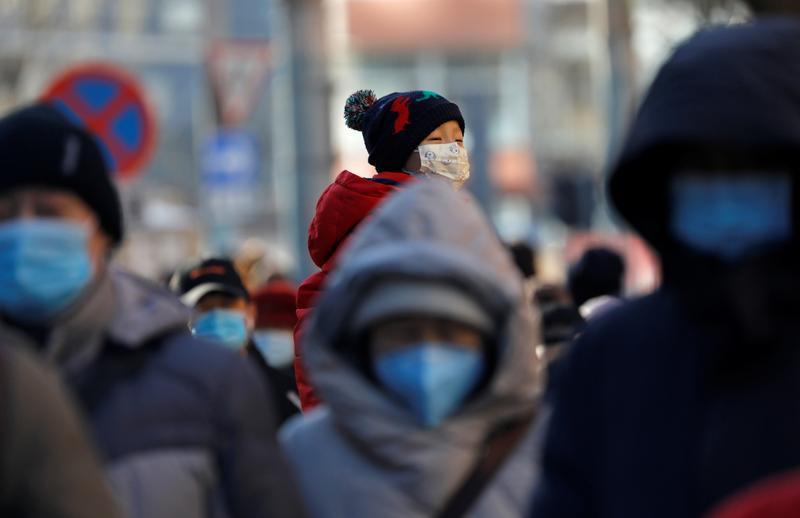 China Reports More Coronavirus Cases in Beijing and Shanghai