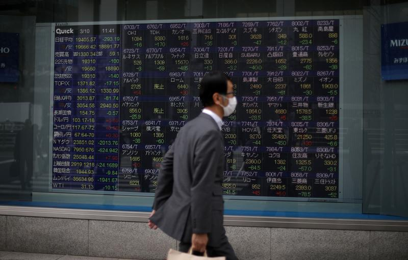 Japan stocks lead Asian shares higher as U.S. stimulus fuels rally – Reuters