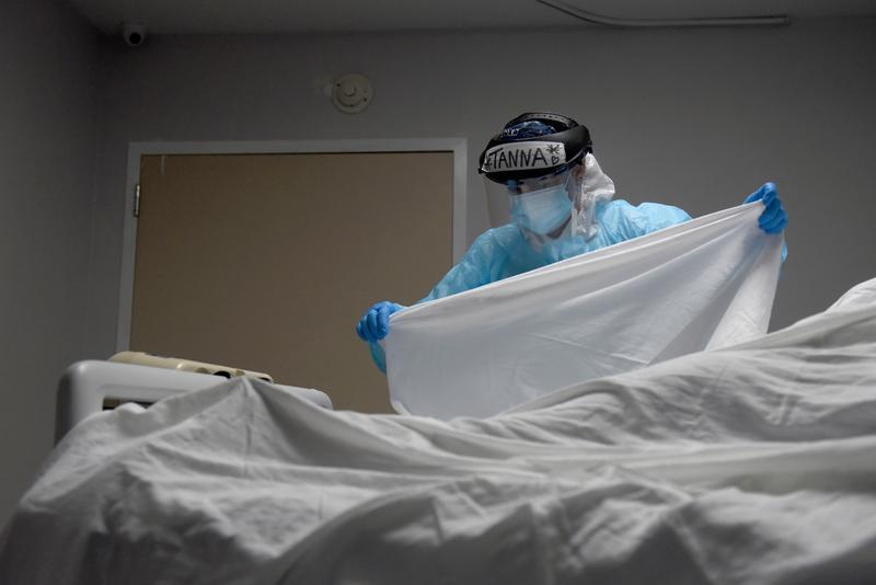 U.S. COVID-19 cases surpass 20 million as deaths mount – Reuters