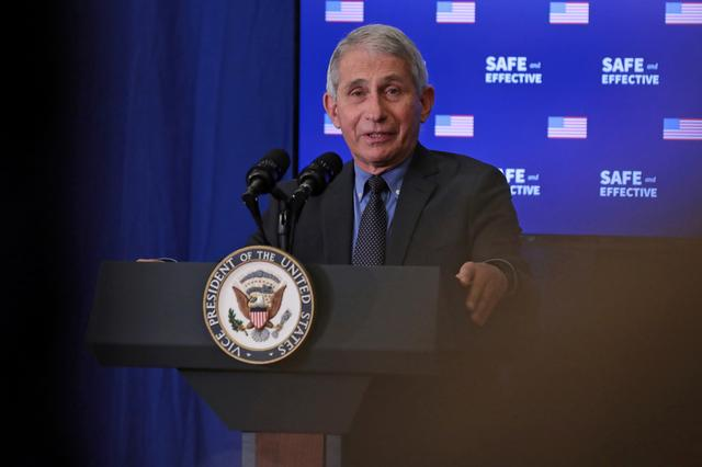 Fauci Rejects Trump's Claim That U.S. Coronavirus Deaths Have Been Overcounted