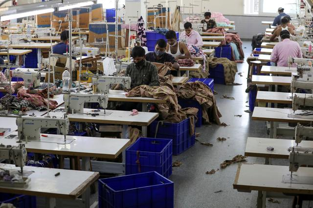 India's manufacturing sector ends 2020 on brighter note