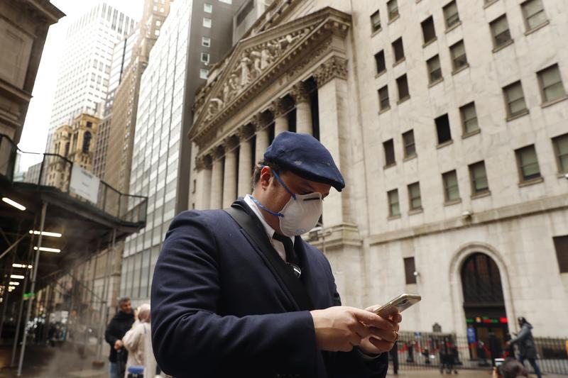 Volatility in US stocks leaps as investors prepare for Senate 'blue scan'