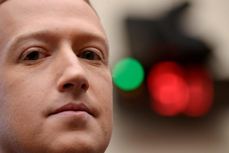 Tech platforms block Trump, with Facebook's Zuckerberg saying risk 'too great' - Reuters UK