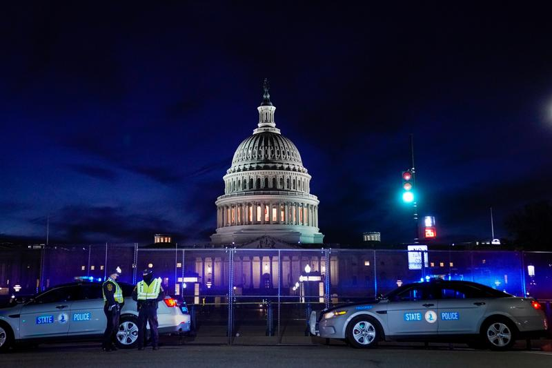 Jim Denison on Four Biblical Responses to the Capitol Assault