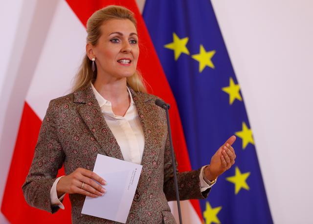 Austrian Labour Minister Quits Over Plagiarism Allegations