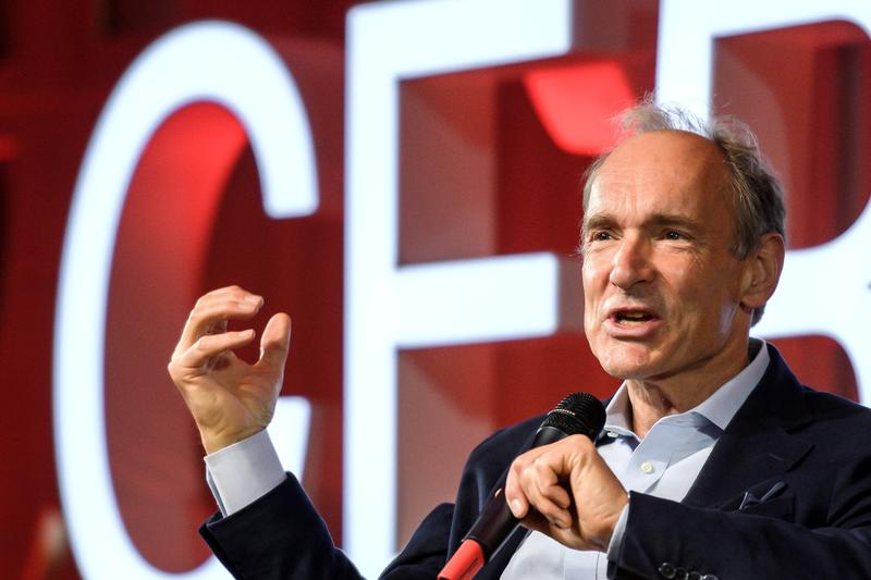 Father of the Web Tim Berners-Lee prepares 'do-over' - Reuters Africa