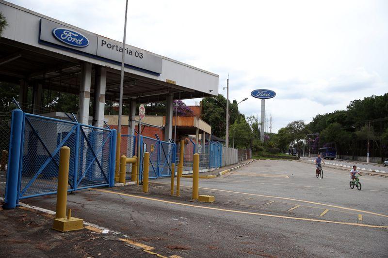 Breakingviews - Corona Capital: Ford in Brazil, VW, Payments boom - Reuters