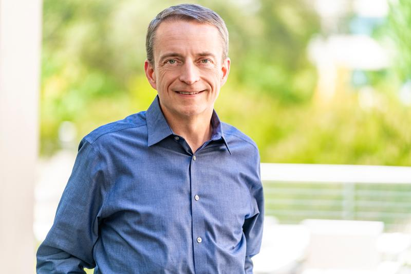 Intel taps VMware's Gelsinger as CEO to fix manufacturing crisis