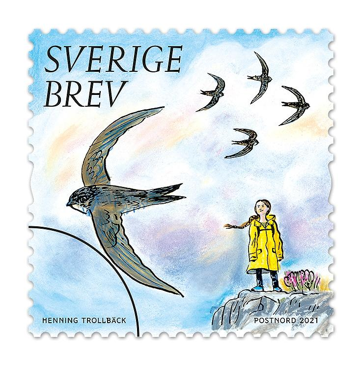 Climate activist Greta Thunberg to feature on Swedish stamps - Reuters
