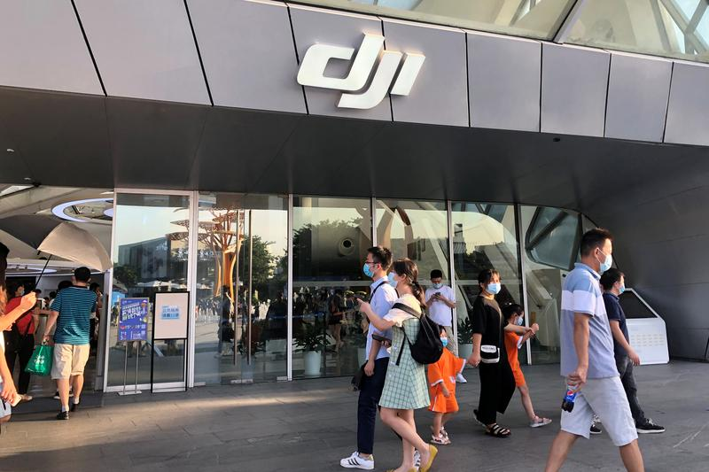 Chinese drone firm DJI builds team to work on self-driving tech: job posts, sources - Reuters