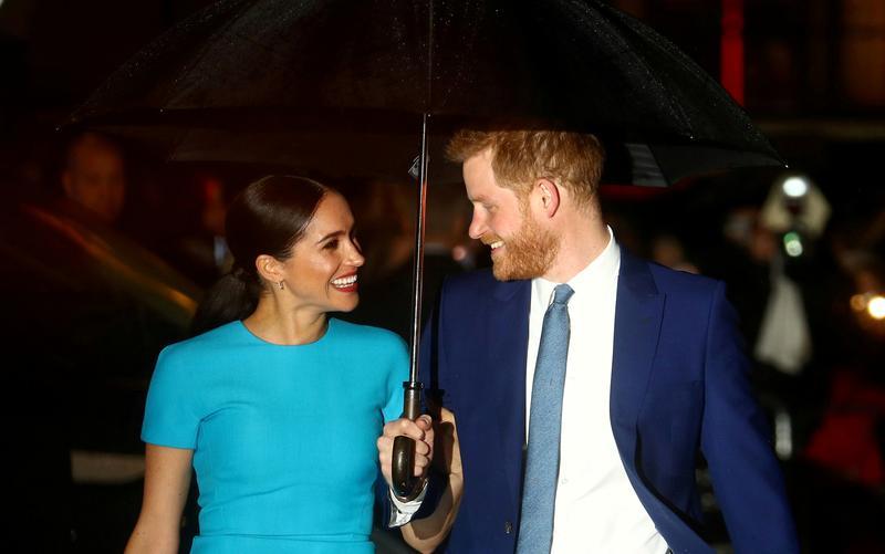 Britain's Prince Harry happy despite royal split heartbreak says confidant – Reuters