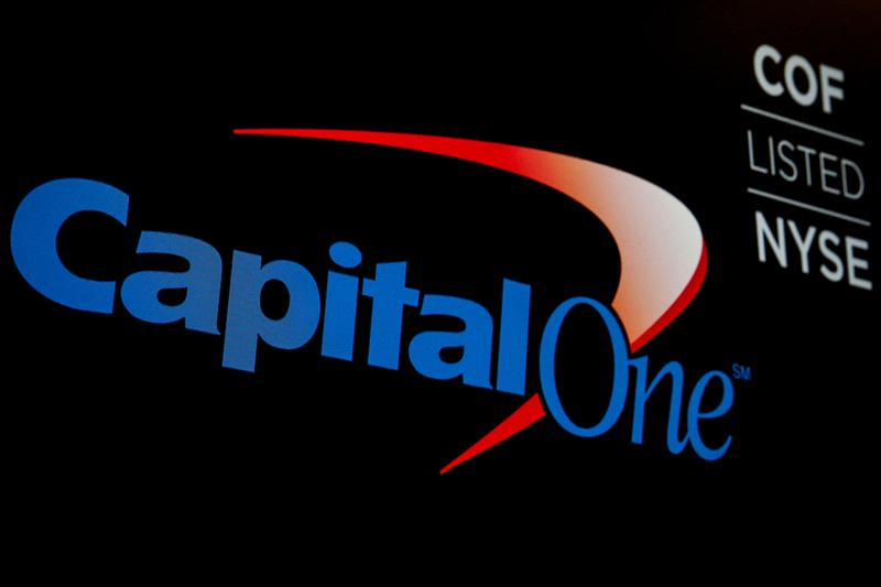 Credit card firm Capital One fined for violating U.S. anti-money laundering law