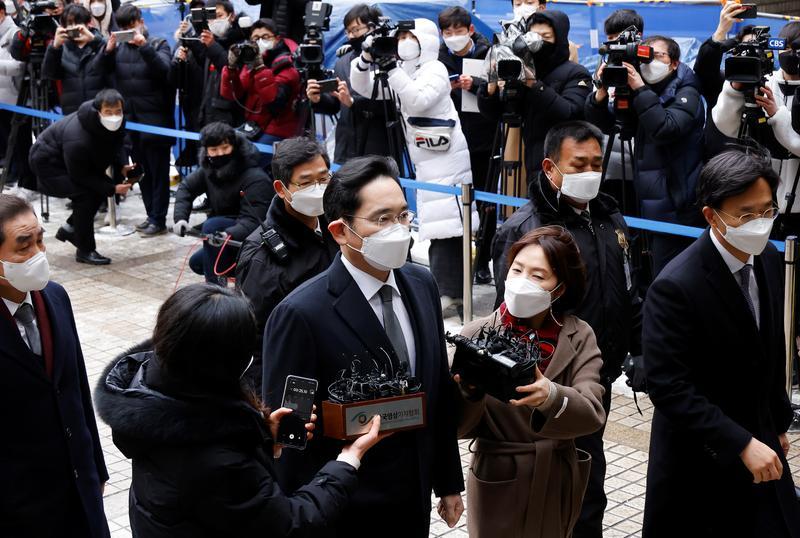 Timeline: Major events in Samsung leader Jay Y. Lee's ...