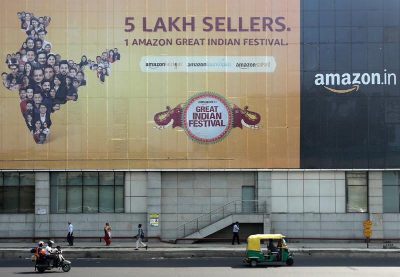 Exclusive: India plans foreign investment rule changes that could hit Amazon - Reuters