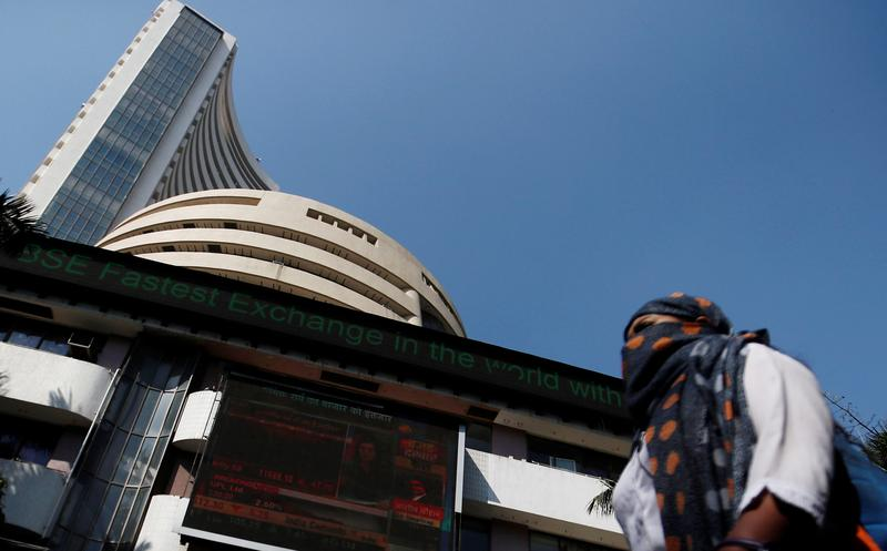 Nifty, Sensex edge up along with Asian peers after Yellen boost - Reuters
