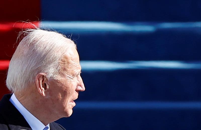 In hidden message on White House website, Biden calls for coders - Reuters