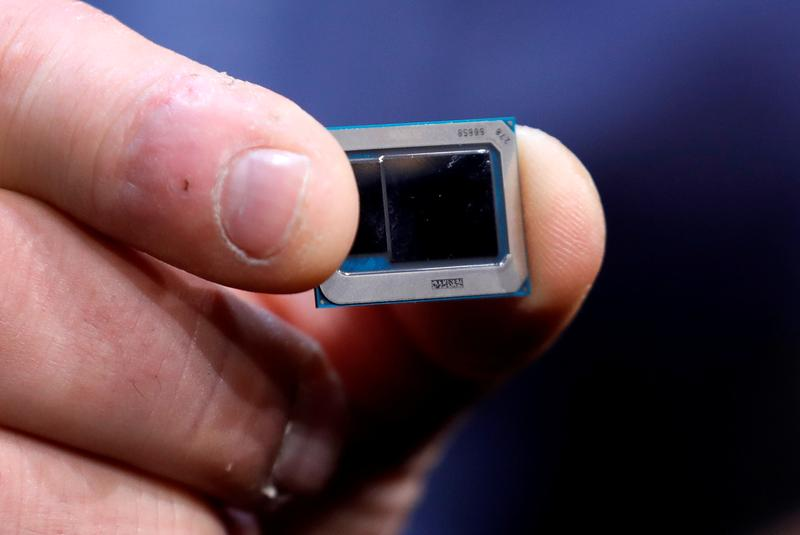 Photo of Intel sees mix of internal, foundry manufacturing; FT says quarterly results hacked