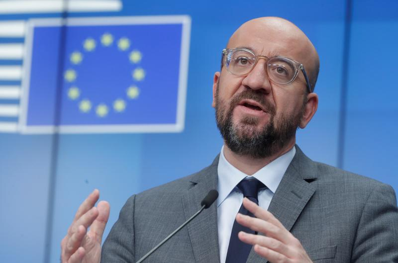 EU should be able to agree on vaccine medical certificates -European Council president