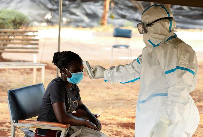 Zimbabwe, beset by soaring COVID-19 cases, gets vaccine offers from Russia, China