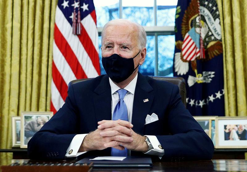 Biden overturns Trump ban on transgender people serving in U.S. military