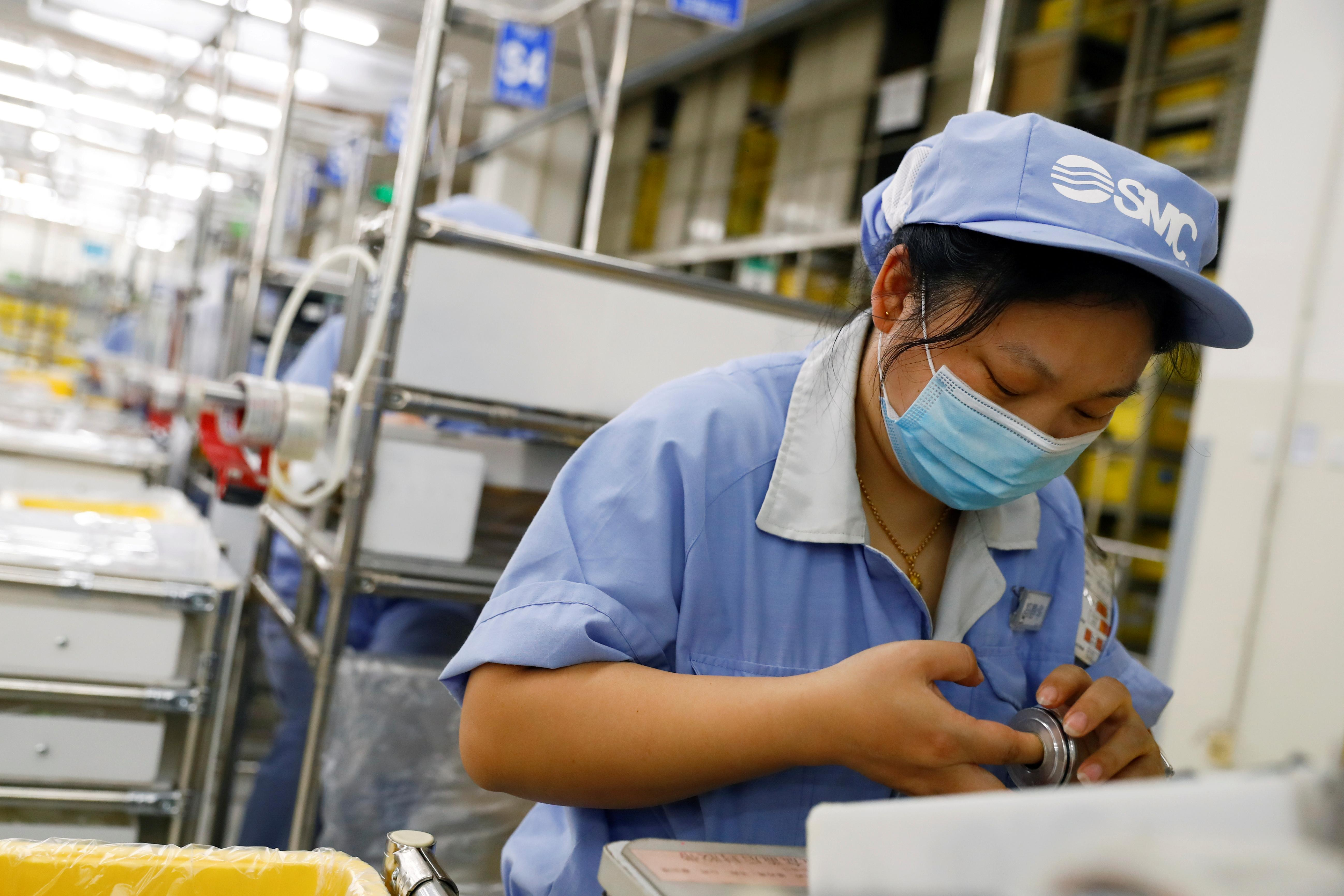 China says COVID-19 outbreaks will not lead to industrial shutdowns in north