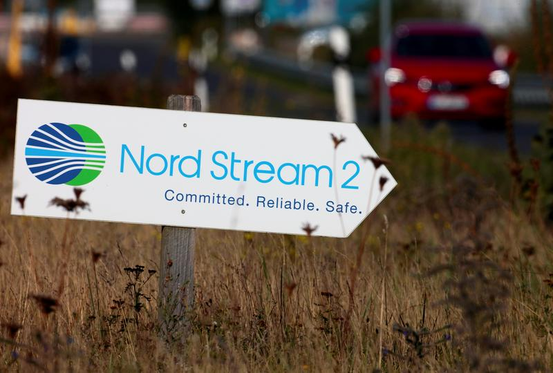 White House says Biden believes Nord Stream 2 pipeline is 'bad deal' for Europe