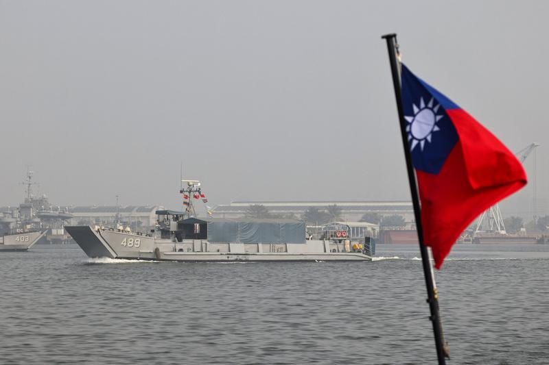 China sharpens language, warns Taiwan that independence 'means war'