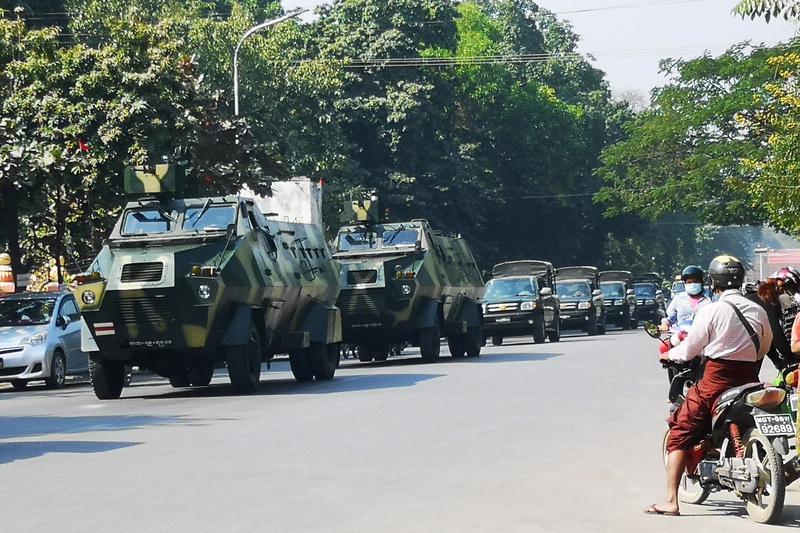 UPDATE 1-Offline message app downloaded over million times after Myanmar coup - Reuters