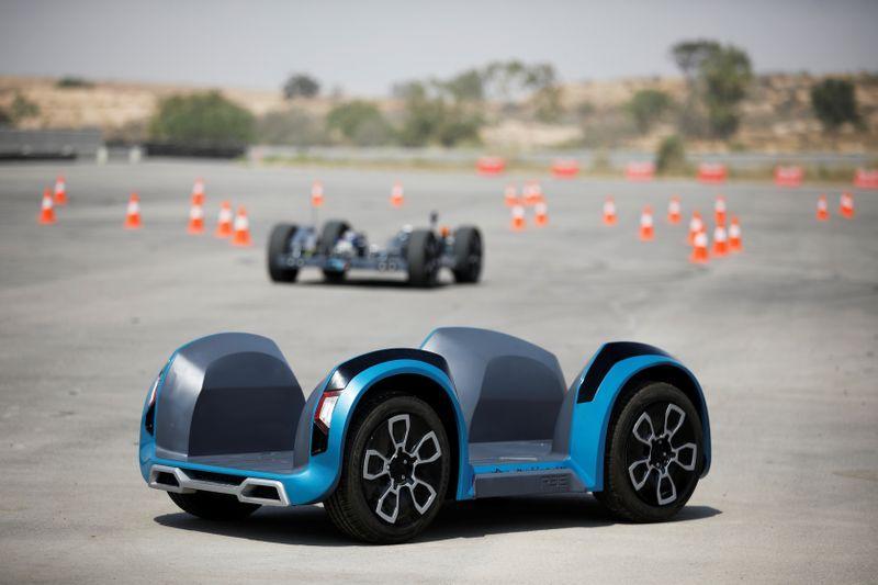 Israeli EV startup REE to go public through $3.60 billion blank-check deal - Reuters.com